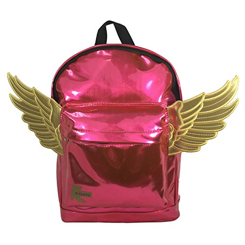 K-Cliffs Mini Backpack, Kids Daypack, Synthetic Leather B...