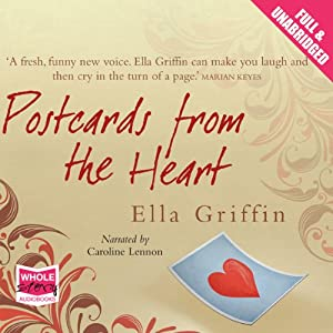 Postcards from the Heart Audiobook