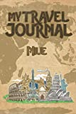 My Travel Journal Niue: 6x9 Travel Notebook or Diary with prompts, Checklists and Bucketlists perfect gift for your Trip to Niue for every Traveler