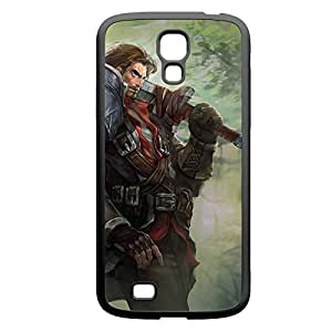Garen-004 League of Legends LoL Diy For Ipod 2/3/4 Case Cover PC Black