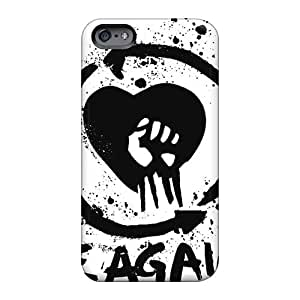 Best Cell-phone Hard Covers For Iphone 6 (LvJ18931COKU) Customized Fashion Papa Roach Skin