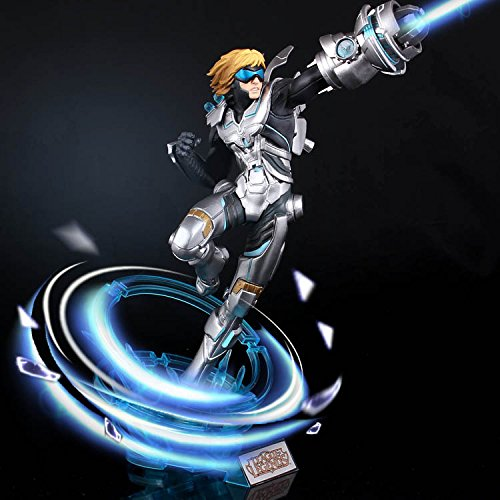 League of Legends LOL Action Figure Toy Collect Game - Pulsefire Skin Ezreal
