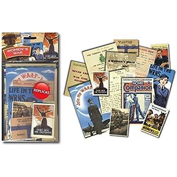 Resources For Teaching Women's War Replica Memorabilia Pack (world War Ii  Memorabilia)