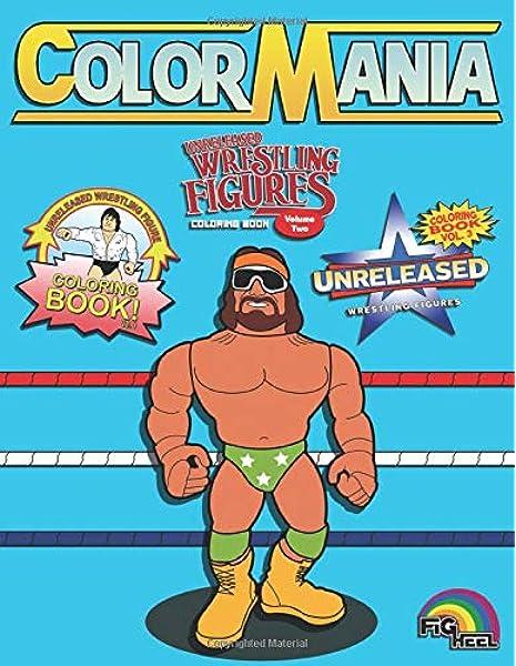 - Fig Heel's Colormania: The Unreleased Wrestling Figure Coloring Book, Vol.  1-3 (Fig Heel's Unreleased Wrestling Figure Coloring Book): Heel, Fig:  9798635473344: Amazon.com: Books