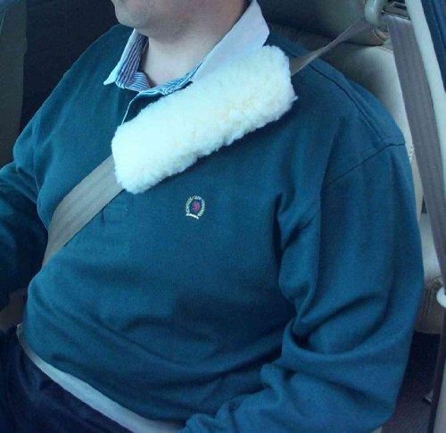 Price comparison product image Fleece Seat Belt or Shoulder Harness Cover, 2/PK