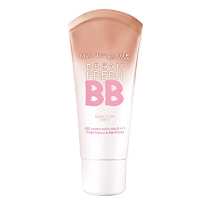 maybelline Dream Fresh BB Cream Crema Colorata