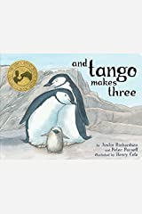By Justin Richardson - And Tango Makes Three (Classic Board Books) (Brdbk) (2015-06-17) [Board book] Hardcover