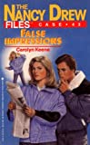 False Impressions, Carolyn Keene, 0671743929