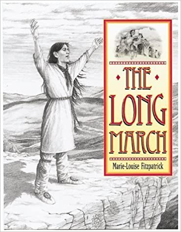 The Long March: The Choctaw's Gift to Irish Famine Relief by Marie-Louise Fitzpatrick (1999-01-01)