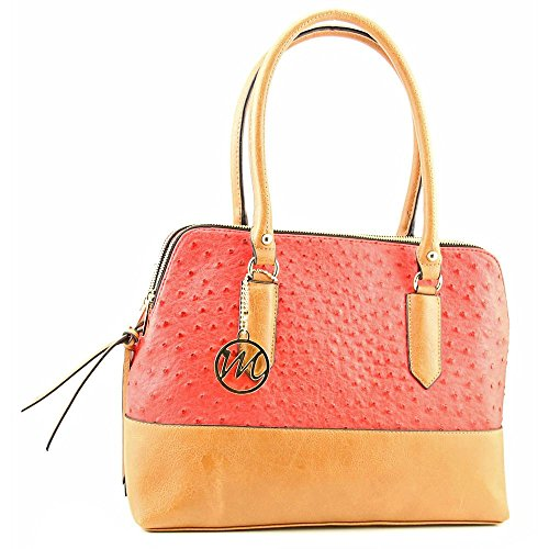 emilie-m-linda-compartment-satchel-top-handle-bag-red-cognac-one-size