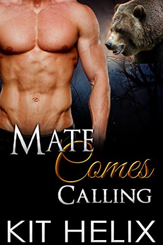 Mate Comes Calling (BBW Paranormal Shapeshifter Erotic Romance - Alpha Male Menage): Desired by the Alphas (Alpha Augury Book 2)