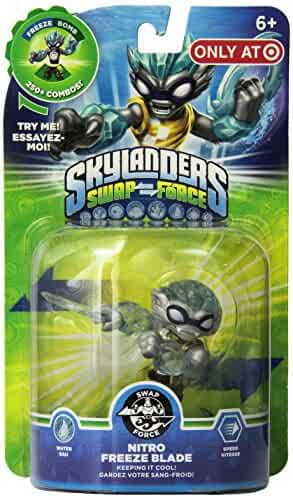 skylanders coloring pages freeze blade - photo#41