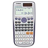 Casio FX115ESPLUS FX-115ESPLUS Advanced Scientific Calculator, 10-Digit Natural Textbook Display