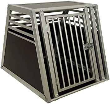 Schmidt-Box Hundebox Einzelbox UME 65//93//68 f/ür grosse Hunde