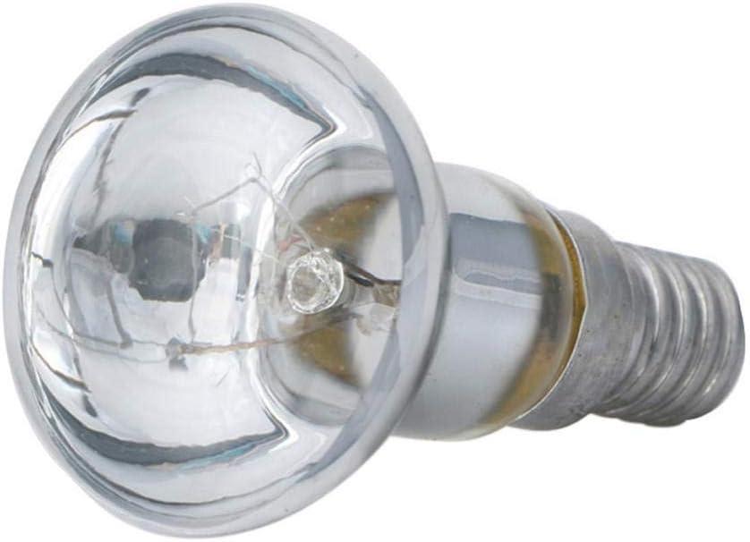 Gl/ühlampe Gl/ühbirne Reflektorlampe 30W E14 Gl/ühlampe Gl/ühbirne R39 Reflektorlampe Lava Warmweiss Lampe Leuchtmittel 2700K Edison Birne E14 Lampenfassung R39 Reflektor Spot Gl/ühbirne Lava Lampe Gl/ühla
