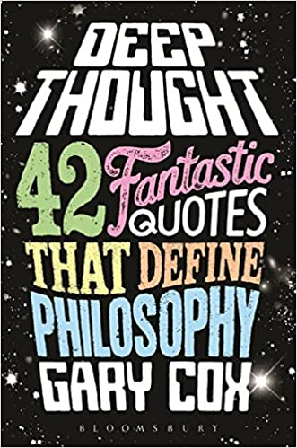 Deep Thought Quotes | Deep Thought 42 Fantastic Quotes That Define Philosophy Amazon De