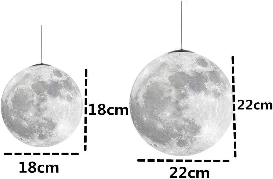 Universum Planet Mond Deckenleuchten A 18CM Birne ist nicht enthalten Modern Innen Kinderzimmer Leuchter Dachgeschoss Cafe Schlafzimmer Pendelleuchten
