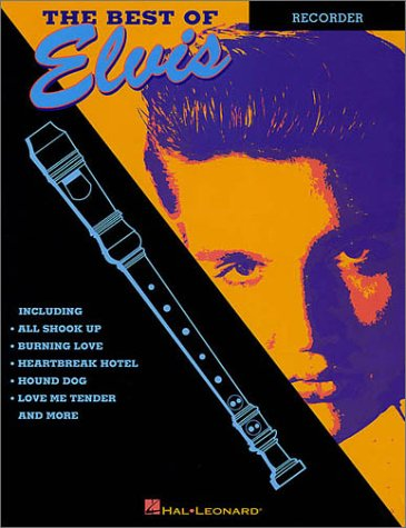 The Best of Elvis for Recorder