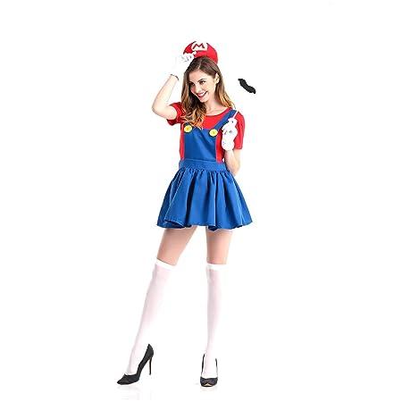 GAOJUAN Disfraz De Halloween Disfraz De Payaso para Adultos ...