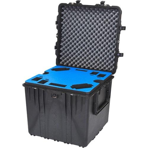 Go Professional Cases Pelican Case for DJIS900 Hexacopter with Tall Landing Gear by GoProfessional Cases