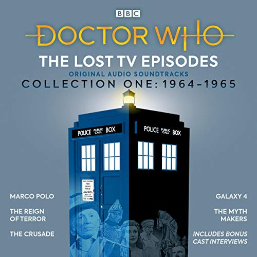 Lost Cast - Doctor Who: The Lost TV Episodes Collection One 1964-1965: Narrated Full-Cast TV Soundtracks