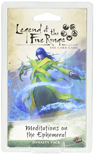 Legend of the Five Rings: The Card Game - Meditations on the Ephemeral Expansion Pack