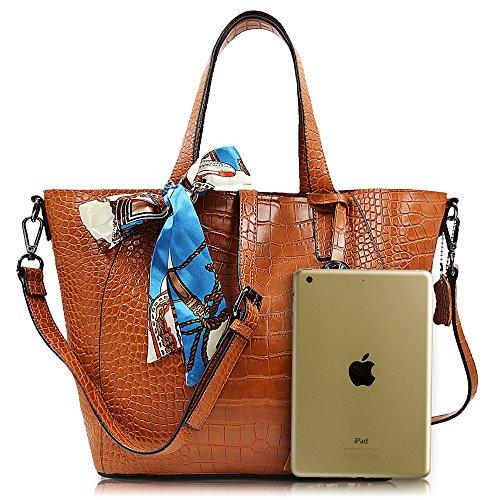 Bag Handbags Tote Messenger Shoulder Handle Bag Bag Women Purse Satchel Hobo Top Yellow qXOFAxtwaR