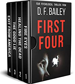 First Four by [Bailey, D. F.]