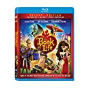 Book of Life, The Blu-ray 3d