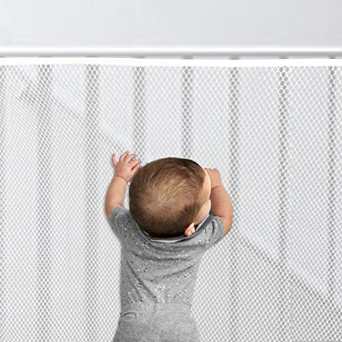 Banister Guard Baby Safety Stairs Rail Net Child