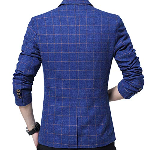 Blazer Lisueyne Uomo Lisueyne Blazer Royal Uomo Royal Blue ItRqa4