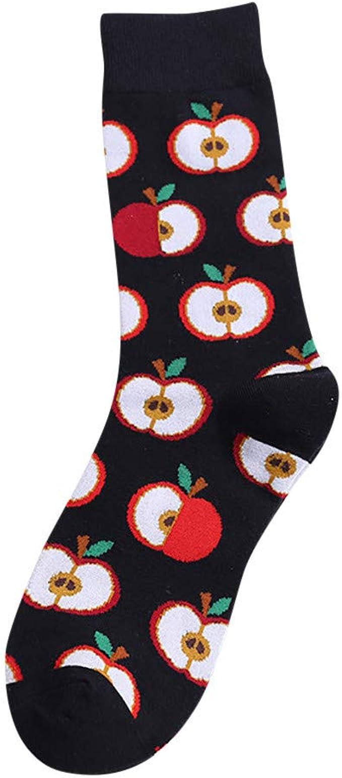 Cute Taco Cat Womens Essential Cotton Thigh High Tube Sock