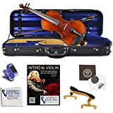Ricard Bunnel G1 Violin Outfit 4/4 Full Size by Kennedy Violins (4/4)