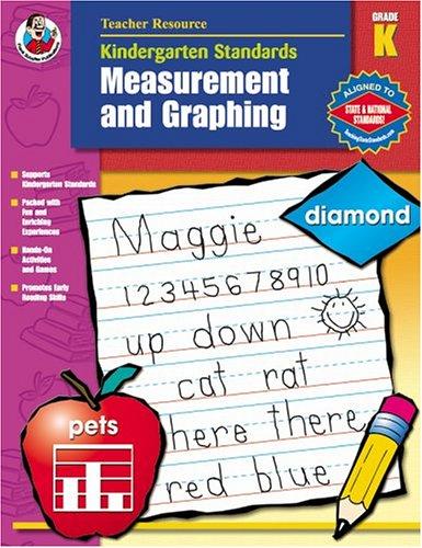 Learning Measurement & Graphing (Kindergarten (Frank Schaffer Graphing)