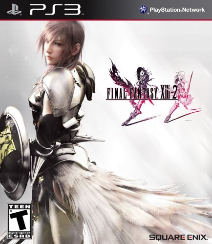 - Final Fantasy XIII-2 - Playstation 3