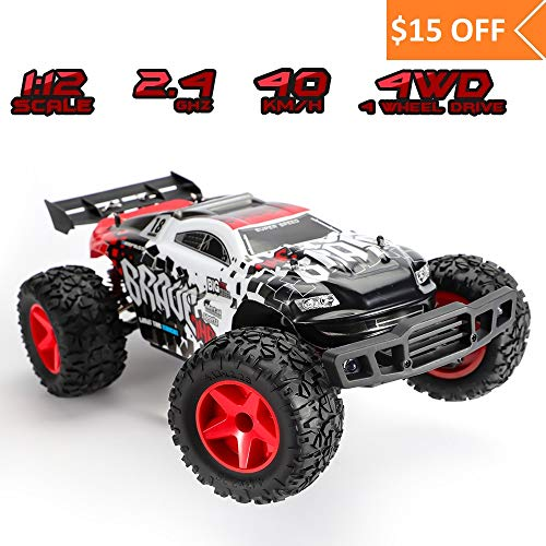 KOOWHEEL RC Car, 2.4GHz 30MPH...