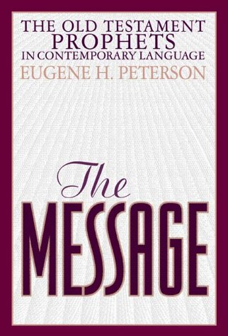 Download The Message Old Testament Prophets: In Contemporary Language ebook