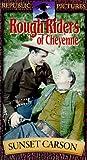 Rough Riders of Cheyenne [VHS]