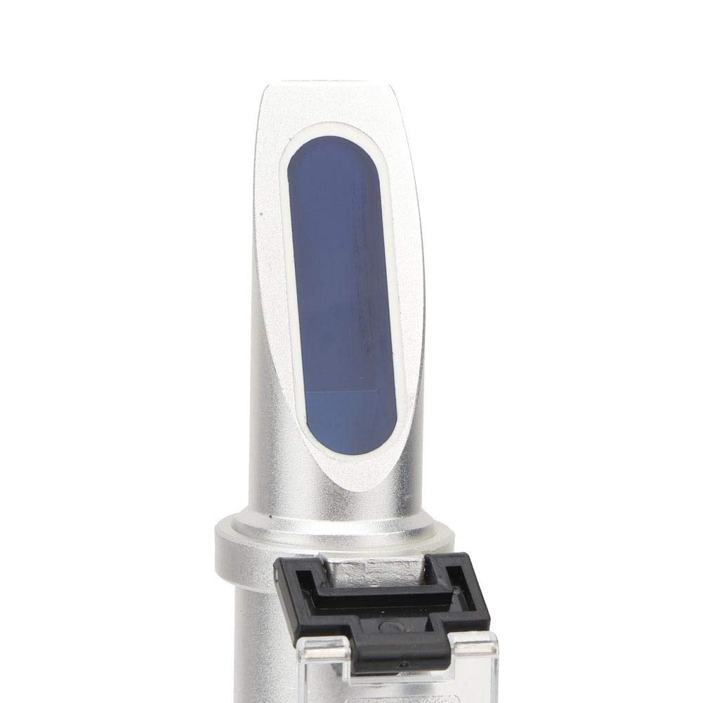 Salinity Refractometer, Salinity Refractometer for Seawater/Food Aquaculture Salinity Measurement Gauge, 0~100/0~28(for Seawater 0~100 Permile) by Wal front (Image #5)
