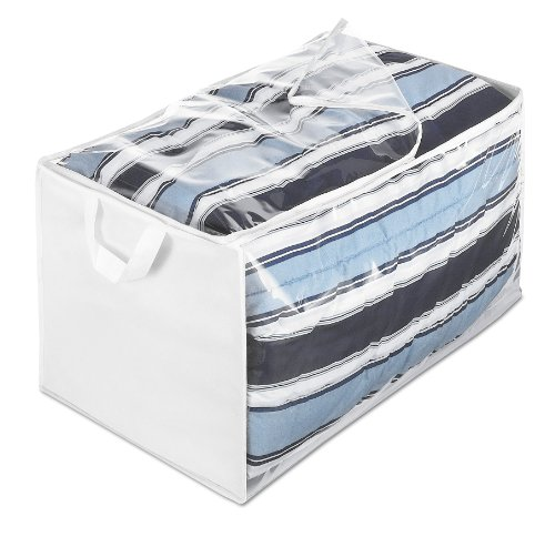 Whitmor Jumbo Storage Bag, Zippered