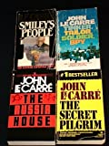 4 Titles By John Le Carre: