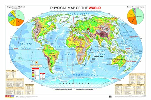 World map physical 2018 19 dealscargo delivering loots world map physical 2018 19 gumiabroncs Gallery