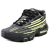 Cheap Nike Air Max 95 Jacquard Mens Running Shoes 644793-003 Black 9 M US