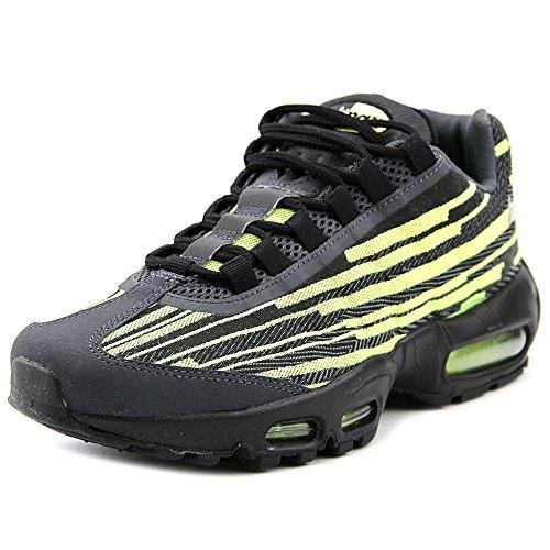 Nike Air Max 95 Jacquard Mens Running Shoes 644793-003 Black 9 M US