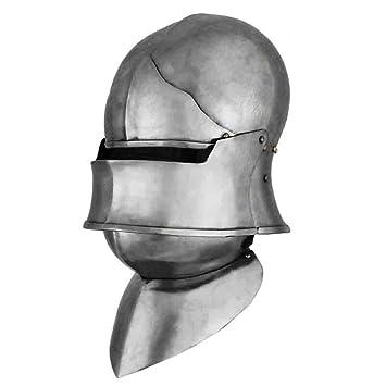Celada Veneziana, Celada Medieval, Recreación histórica, Cascos Medievales, Yelmo Medievales, Recreación