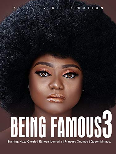 Being Famous 3 on Amazon Prime Video UK