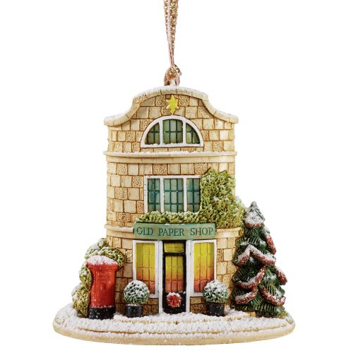 Lilliput Lane Christmas at Lechlade - Lilliput Lane Christmas
