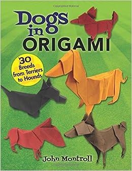Origami Dogs by Steven Casey - Design Milk | 335x260