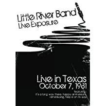 LITTLE RIVER BAND - LIVE EXPOSURE
