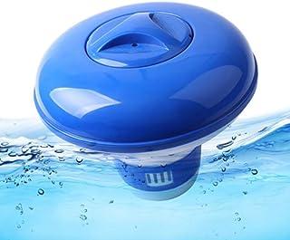 VGEBY1 Chemikalienspender Schwimmender Pool Chlorspender f/ür Spa Whirlpool und Pool